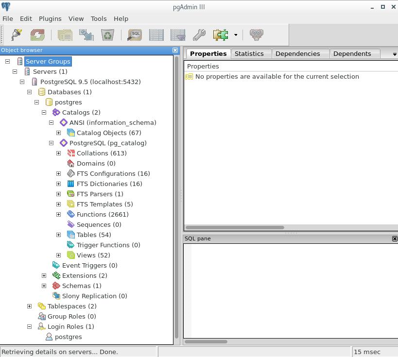PostgreSQL 9 5 First Impression | TuIT
